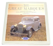 101 Great Marques. Centenary of the Car 1885-1985 (Whyte 1985)
